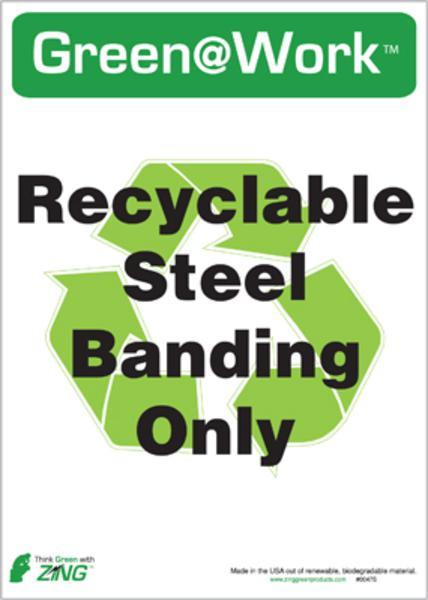Recycle Steel Banding
