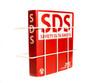 SDS binder and holder