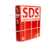 SDS binder and holder