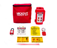 Forklift and Vehicle Lockout Kit - Economy