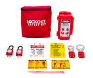Forklift Lockout Kit - Deluxe