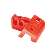 Double-Pole Circuit Breaker Lockout, Plastic