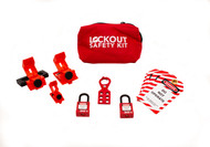 Portable Breaker Lockout Kit