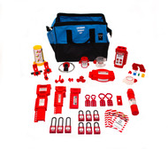 Maintenance Department Lockout Bag Kit