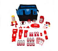 Maintenance Department Lockout Bag Kit