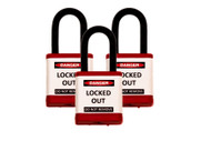 700 Series Padlocks, Keyed Alike Sets of 3 and 6