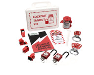 Compact Electrical Lockout Kit, Wall Mount or Portable