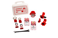 7137 Electrical Lockout Kit, Wall Mount Or Portable
