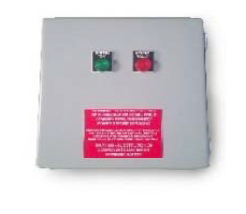 EcoMAXX No Return Valve - Optional Control Panel