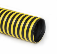 Double-Ply Fabric Hose with Wearstrip