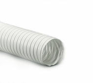 Double-ply White Fabric Hose