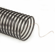 Heavy Duty Flexible Hose with Grounding Wire