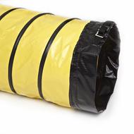 High Strength Sewn PVC Vinyl coated Hose