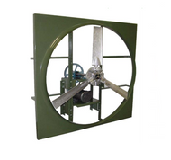 Belt-Drive Propeller Fan - Model BC
