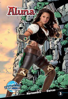 World of Aluna #3 (LIMITED EDITION COVER)
