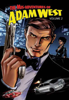 Mis-Adventures of Adam West: Volume 2 Graphic Novel