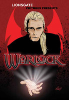 Lionsgate Presents: Warlock Graphi Novel