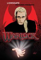 Lionsgate Presents: Warlock Graphi Novel