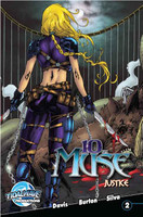 10th Muse: Justice 2 LIMITED EDITION COVER