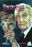 Vincent Price Presents: Volume 3 Graphic Novel