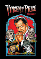 Vincent Price Presents: Volume 8 Graphic Novel