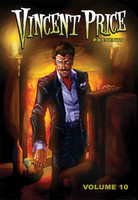 Vincent Price Presents: Volume 10 Graphic Novel