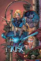10th Muse #1: Anniversary Edition Graphic Novel