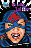 Insane Jane: Doctors Without Patience #1 - EXCLUSIVE