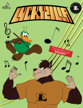 Cover by Rich Drezen