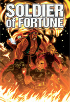 Soldier Of Fortune: Trade Paperback Graphic Novel