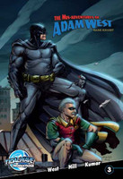 The Mis-Adventures of Adam West: Dark Night #3