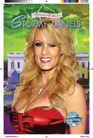 Female Force: Stormy Daniels - Exclusive
