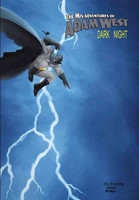 Mis-Adventures of Adam West: Dark Night: Graphic Novel