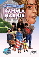 Female Force: Kamala Harris - Exclusive Edition