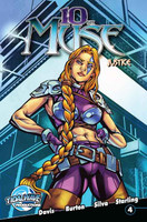 10th Muse: Justice #4 - Exclusive