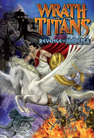 Wrath of the Titans: Revenge of Medusa Graphic Novel #2