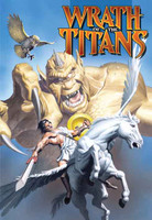 Wrath of the Titans Graphic Novel