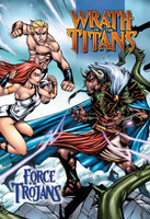 Wrath of the Titans: Force of the Trojans - Graphic Novel