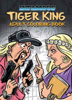 Infamous: Tiger King: Coloring & Activity Book