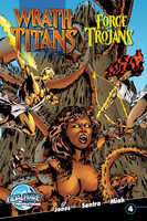 Wrath of the Titans: Force of the Trojans #4