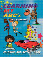 Learning My ABCs Coloring Book