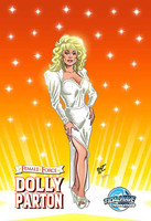 Female Force: Dolly Parton - RAINBOW FOIL COVER C
