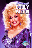 Female Force: Dolly Parton - RAINBOW FOIL COVER H - Limited to 50