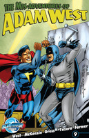 The Mis-Adventures of Adam West: Volume 2, Issue #9
