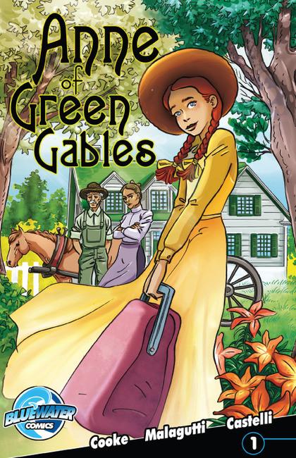 Anne Of Green Gables 1 Comic Flea Market