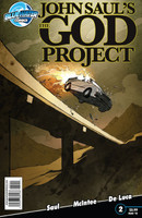 John Saul's: The God Project #2