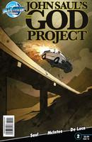 John Saul's: The God Project #2