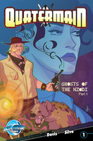 Quatermain: Ghosts of the Nzadi #1