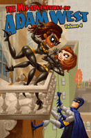 The Misadventures of Adam West: Volume 4 Graphic Novel