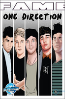 Fame: One Direction Graphic Novel
